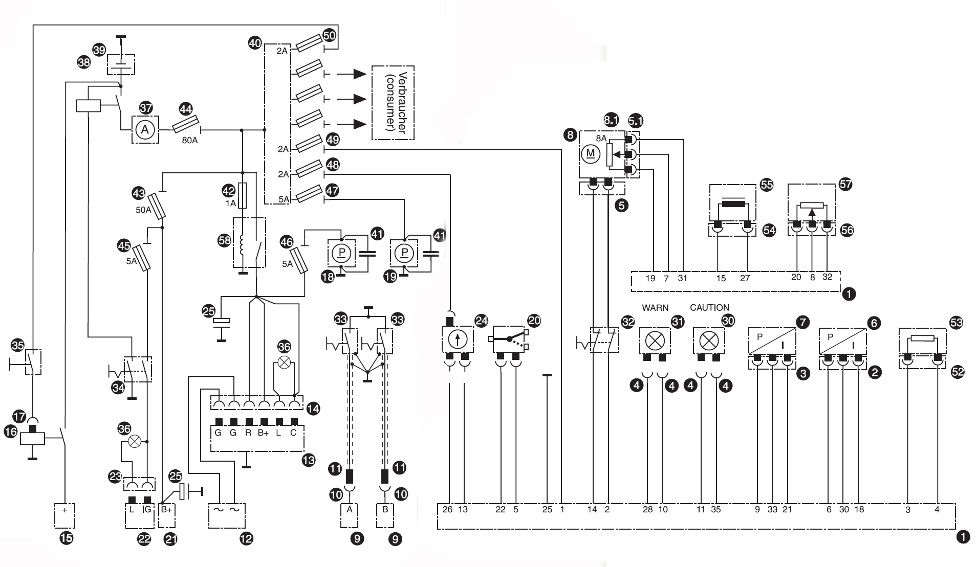 Rotax_914_Electrical aeroelectric connection manufacturer's data avionics wiring diagrams at eliteediting.co