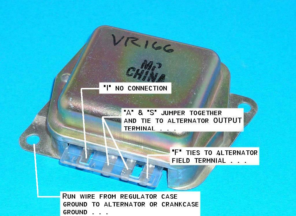 Car Voltage Regulator Testers : Wilson alternator wiring diagram get free image