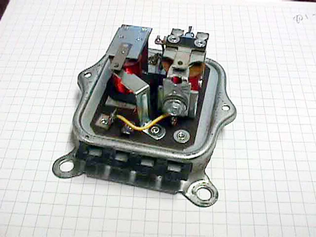 Ford Voltage Regulator Stator