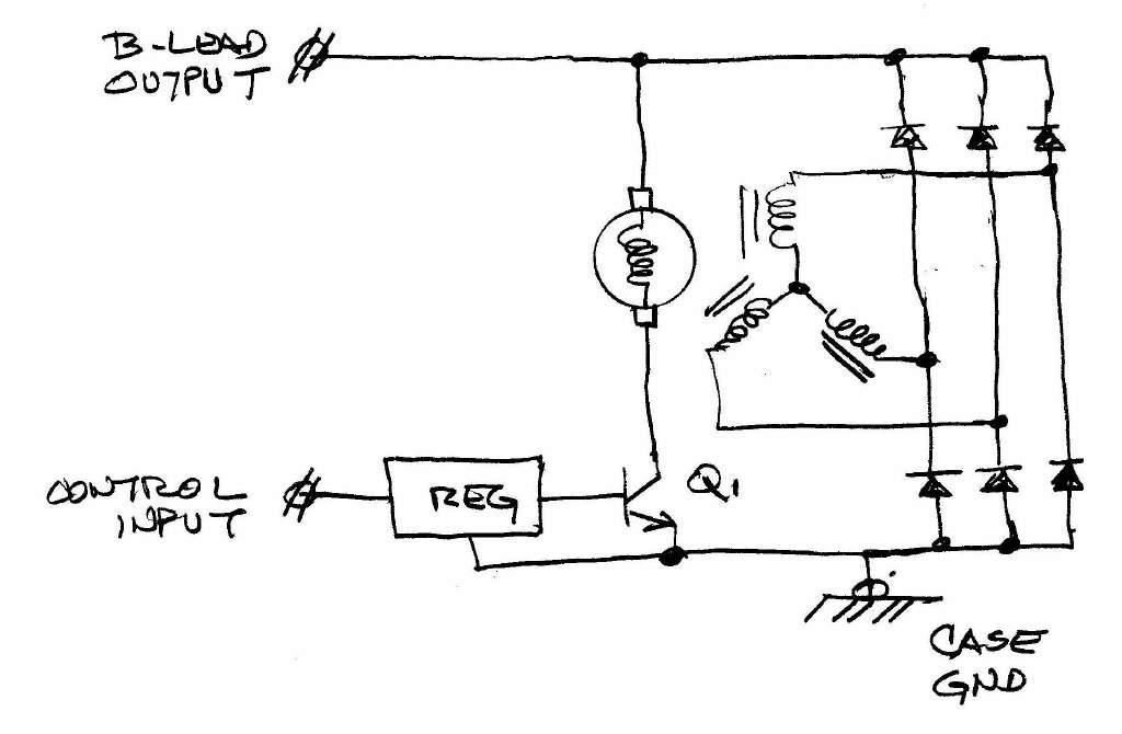 1 Phase 2 Wire Avr SE350 5794146 together with 10c8w Voyager Plymouth Charging Alternator Removed Checks Ok besides Technical alternator moreover External Voltage Regulator High Output Alternator Kit moreover Archive Get cgi. on alternator with external voltage regulator wiring diagram