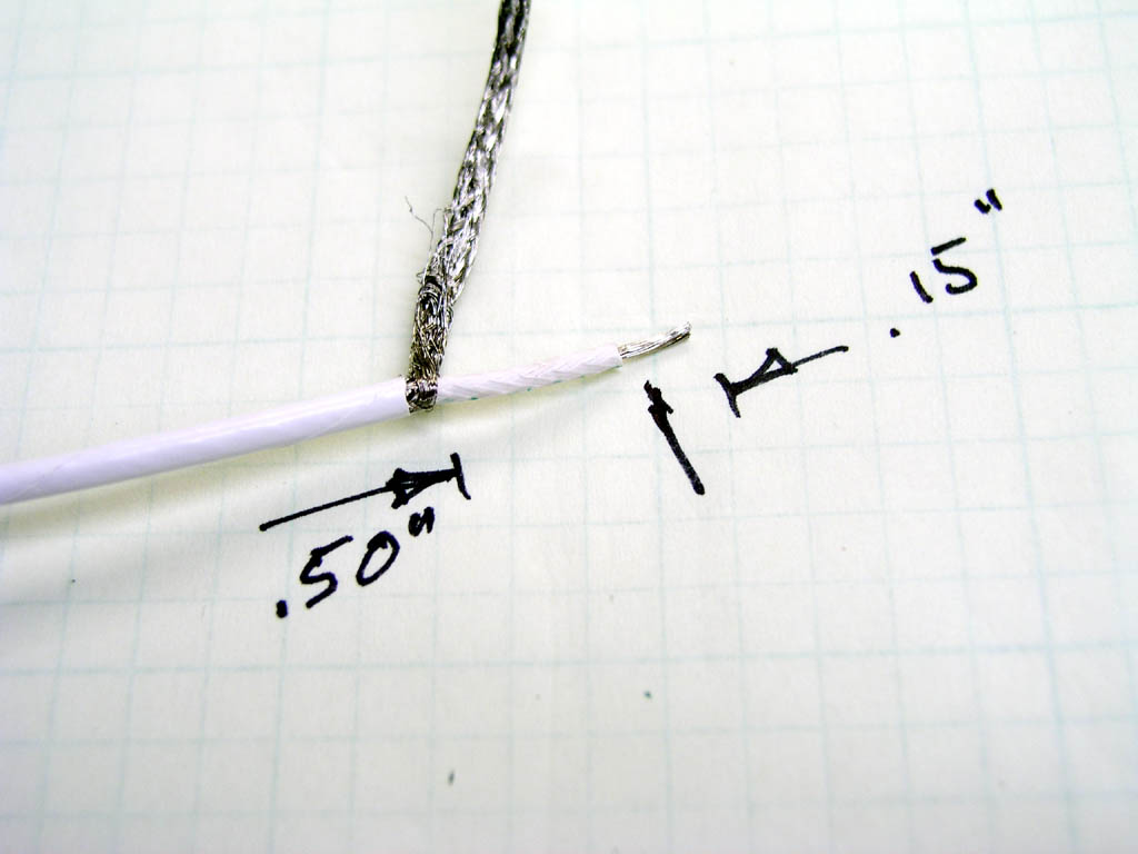 AeroElectric Connection - LightSpeed: RG58_NOT!