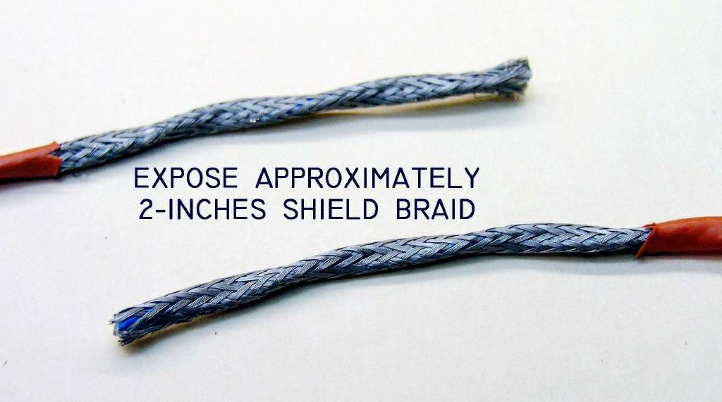 AeroElectric Connection - Splicing Shielded Wires